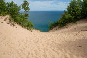 Dune Climb Approach
