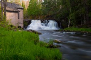 Powerhouse Falls