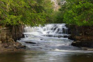 Quartzite Falls