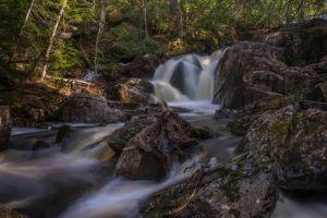 Upper Silver River Falls